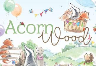 Acorn Wood Craft Creations