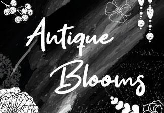 Antique Blooms Craft Creations
