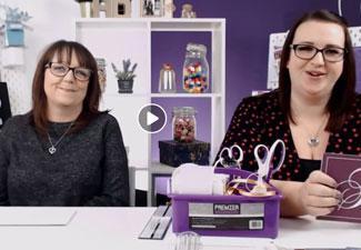 Facebook Live: Blush Moments Craftalong
