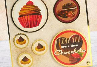 Fun Crafts for National Chocolate Cake Day