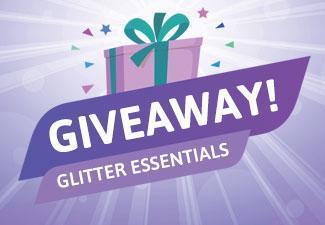 Win Diamond Sparkles Glitter Essentials