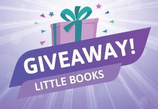 Win 3 Little Books!