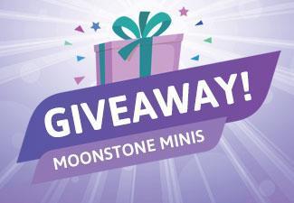 Win Moonstone Minis - Christmas Bundle