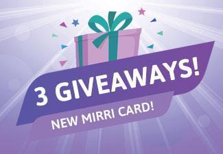 Win Mirri Card