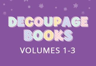 Decoupage Books Craft Creations