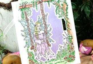 Video: How to use our Fairy Enchantment Aperture Stamps and Dies