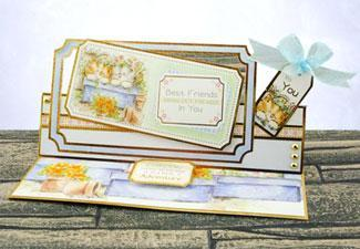 Stunning Cards for Celebrating Send a Card to a Friend Day