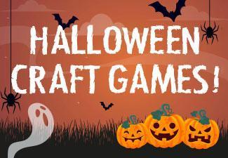 Fun Halloween Craft Games