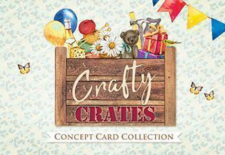 Crafty Crates Craft Creations