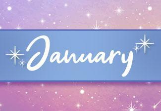 Your January 2020 Hunkydory Horoscope
