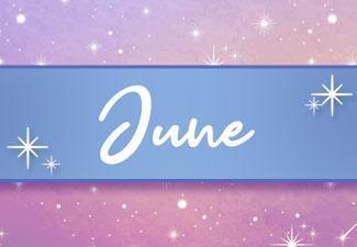 June 2020 Hunkydory Horoscope