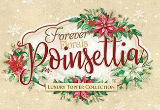 Forever Florals - Poinsettia Craft Creations