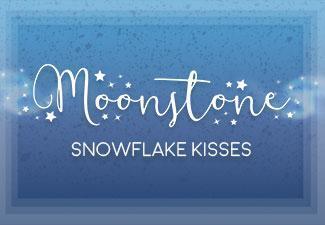 Snowflake Kisses Craft Creations