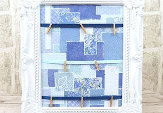 How to Make a Memory Board Frame