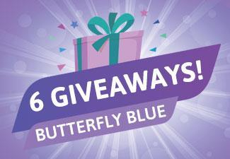 Win Butterfly Blue Ultimate Collection