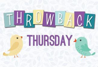Don't Miss Our Incredible Throwback Thursday Offer!