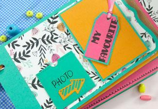 Get Creative with Our Moonstone Dies Memory Book Collection