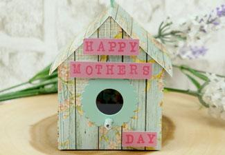 How to Make a Beautiful Mother's Day Birdhouse