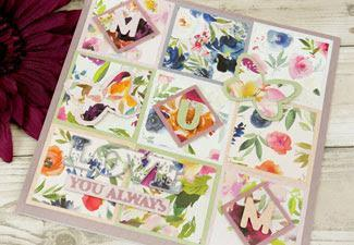 How to Make a Mother's Day Card with Our Moonstone Dies