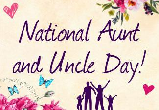 Handmade Crafts Perfect for Aunt and Uncle Day