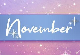 Your November Hunkydory Horoscope