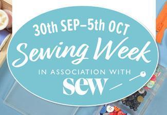Sewing Week at Inspirations
