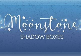 Moonstone Shadow Boxes Craft Creations