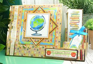 Fun Handmade Teacher Thank You Cards