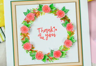 Craft Your Own Thank You Cards