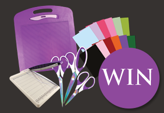 Win Sheila's Favourite Craft Tools!