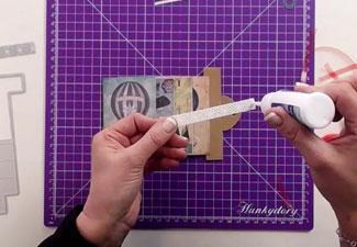 How to make a Hunkydory Topperfall Card