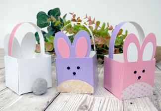 How to Make Cute Easter Boxes