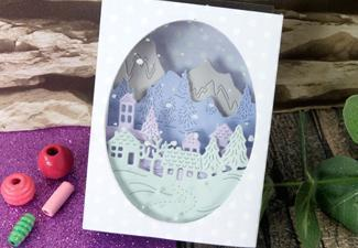 Video: How to make Moonstone Shadow Boxes