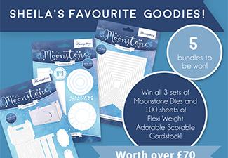 Win Sheila's Favourite Goodies!