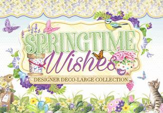 Springtime Wishes Craft Creations