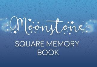 Square Memory Book Craft Creations