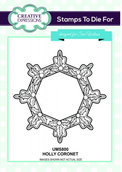 Stamps to Die For - Holly Coronet