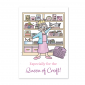 For the Love of Stamps - Queen of Craft