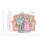 For the Love of Stamps - Cosy Couple