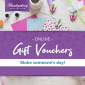 Hunkydory Online Gift Voucher
