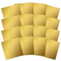 Picture Perfect Mirri Mats - Gold