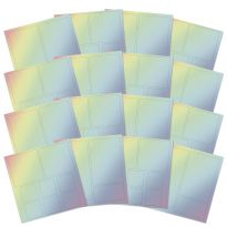 Picture Perfect Mirri Mats - Rainbow