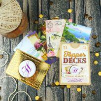 Vintage Moments Topper Deck