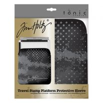 Tim Holtz Travel Stamp Platform Protective Sleeve