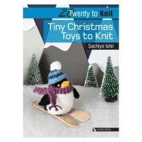 20 to Knit - Tiny Christmas Toys