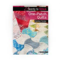 20 to Stitch - One-Patch Quilts