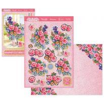 Floral Wishes Designer Deco-Large - Rose Window