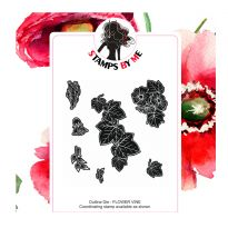 Stamps by Me Flower Vine A5 co-ordinating Set 7 Dies