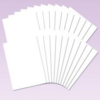 Ink Me! Professional Stamping Card - 20 Sheets
