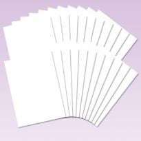 Ink Me! Professional Stamping Card - 15 Sheets